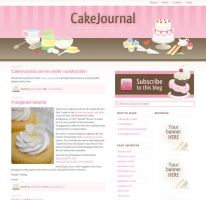 CakeJournal for Wordpress by arwenita