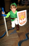 Toon Link by CosplayCousins