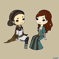 Wives of the Assassins by SnowYuki96