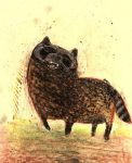 racoon by StefanThompson