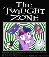 Twilight zone by INVISIBLEGUY-PONYMAN