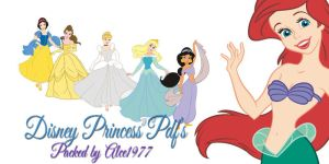 Disney Princess Christmas Gift by Alce1977