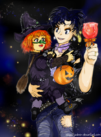 Halloween 2012 by JadineR