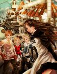 Bravely Default: The City of Ancheim by NilaNandita