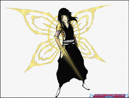 Soifon Hollowfied Bankai Stage 2 by Arrancarfighter