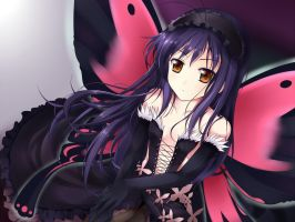 Original kuroyukihime wallpaper by Shadowthegod