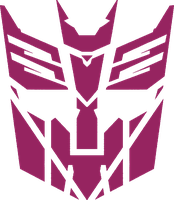 Autobot and Decepticon mash up by AomiArmster