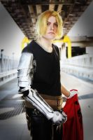 The Fullmetal Alchemist by DrawenZzZz
