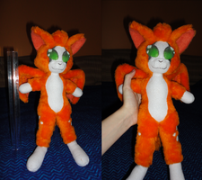 Fidget plush by Mancoin