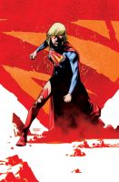Supergirl 21 by battle810