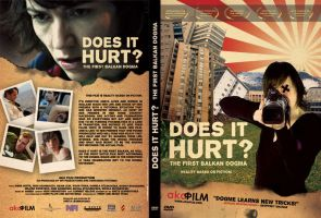 Does it hurt? DVD cover by FlavrSavr