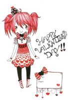 Happy Valentines Day! by rieha