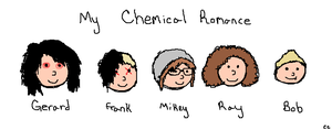 My Chemical Cuties by TheSimpsonsFanGirl