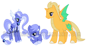PokePony Adoptables15 by Sakuyamon