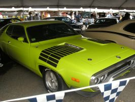 1970 Plymouth Roadrunner 440-6 by Mister-Lou