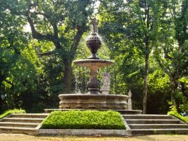 Fountain by Sonia-Rebelo