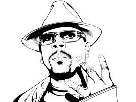 Nate Dogg by 96design