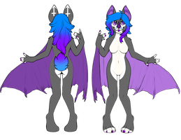 Batgirl Adopt - SOLD by TheFrizzyKitten