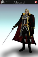 Alucard for Brawl (AVAILABLE NOW!) by kironohasama