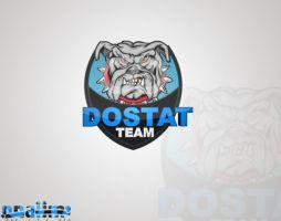 DOSTAT LOGO by ex-works1