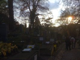 Cementery by thehavock