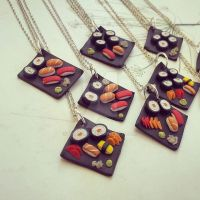 Sushi necklace by Frypperi
