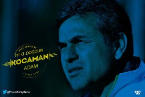 Nice senelere Aykut KOCAMAN by Power-Graphic