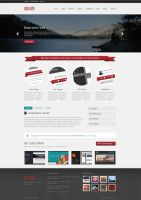 Creatif - Free HTML Template by alexgurghis