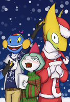 Armonia SS: Carol Singing by Thalateya