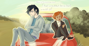 That wouldn't be so bad, would it? by Moozy6