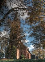 Kirche in Prohn by Lecosa