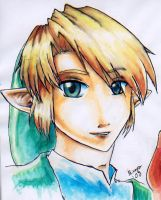 Color experiment - Link by Minaya