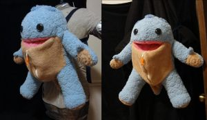Quaggan backpack v2 by Koreena