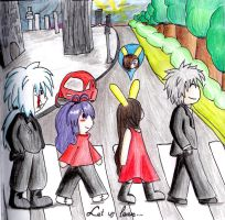 Abbey Road parody by piri-666
