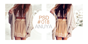 PSD#018 by Anuya