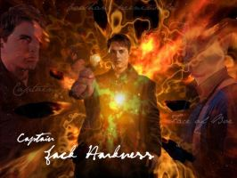 Capt. Jack Harkness by virunee