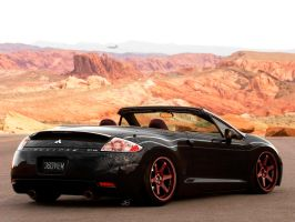 Eclipse Gt Spyder by jeandesigner