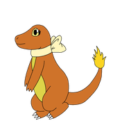 Niar the Charmander by Soufroma