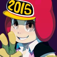 Hello 2015 by theCHAMBA