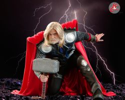 Thor by TallSquall