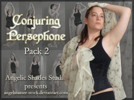 Conjuring Persephone PACK 2 by AngelaSasser-stock