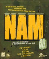 NAM Front Cover by derrickthebarbaric