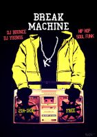 BREAK MACHINE K2 by Wurk