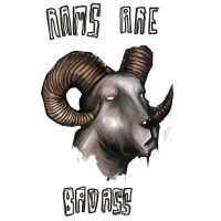 Rams are badass by mahons
