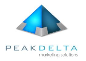 Peak Delta Logo Design by 7scout7