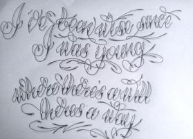growing words by GeertY