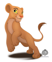 Nala Commission by Miss-Melis