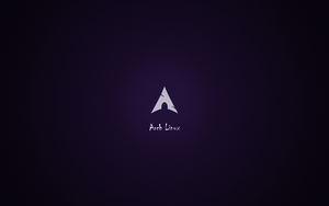 Arch Linux Wallpaper by samiuvic