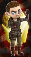 Chibi Origins Dempsey by thelittleanimals