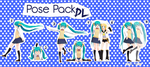 .: Pose Pack 1 DL :. by Nypaah
